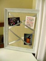 Photo Frame Memo Board