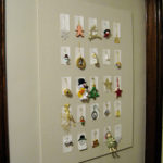 Bulletin Board Advent Calendar