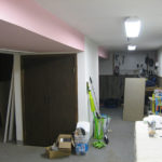 The Basement Before