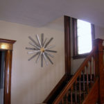 Our Split Staircase