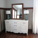 The Trouble with White Furniture