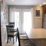 New Granite Kitchen Island