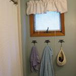 Bathroom Updates {Painted Wood Trim}