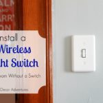 How to Add a Wireless Light Switch