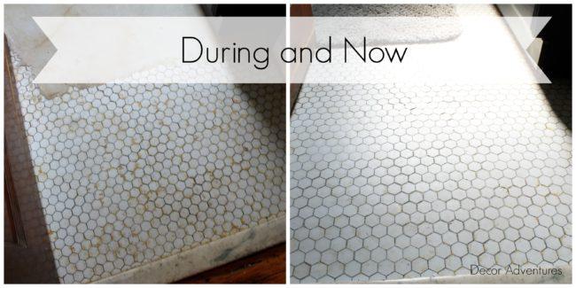 Hex Tile Floor