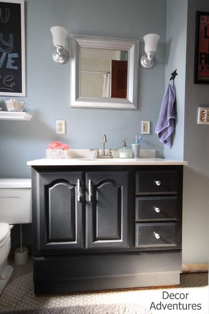 Bathroom Vanity Makeover 187 Decor Adventures