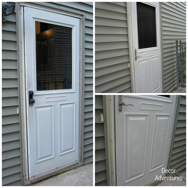 Storm Door After