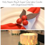 Holiday Craft Ideas with Gingerbread M&Ms