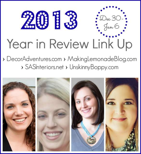 2013 Year in Review Link Up