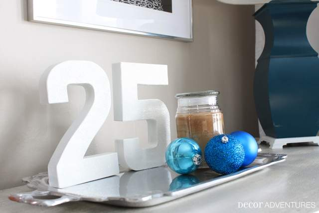 25 Christmas Numbers