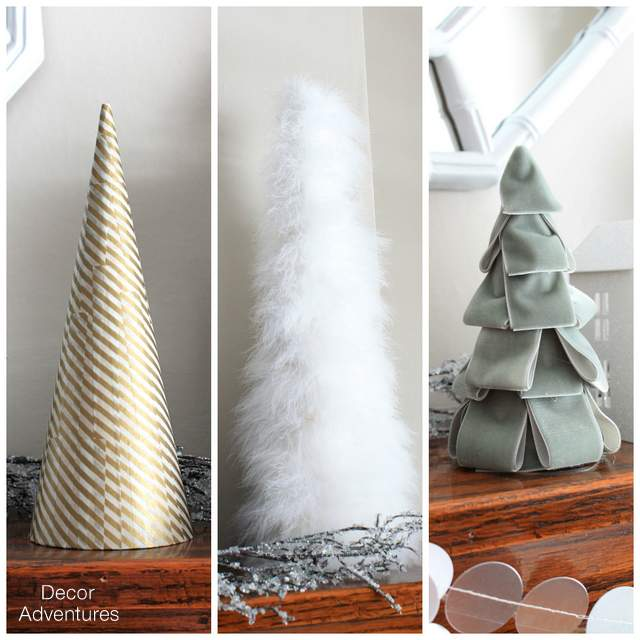 Craft Holiday Trees