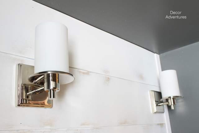 Good Bathroom Wall Lights