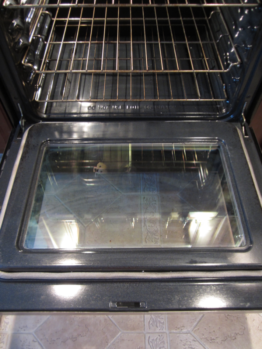 How To Clean Your Oven Door Naturally Free Checklist Decor
