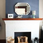 Hale Navy Accent Wall + Free Printable