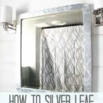 How to Silver Leaf a Frame