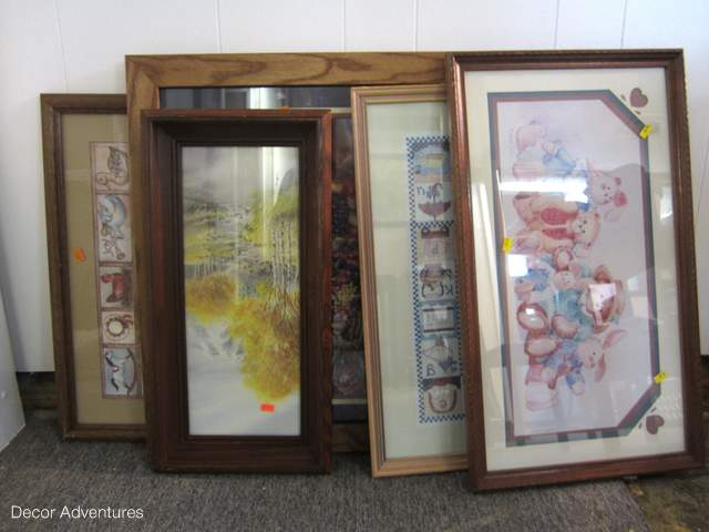 Goodwill Picture Frames