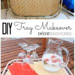 DIY Tray Makeover