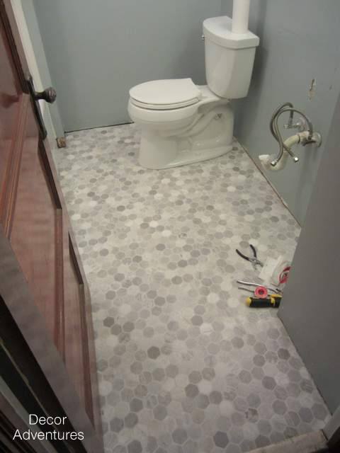 Small Master Bathroom Makeover 187 Decor Adventures