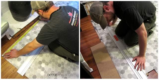 How to Install Sheet Vinyl Floor