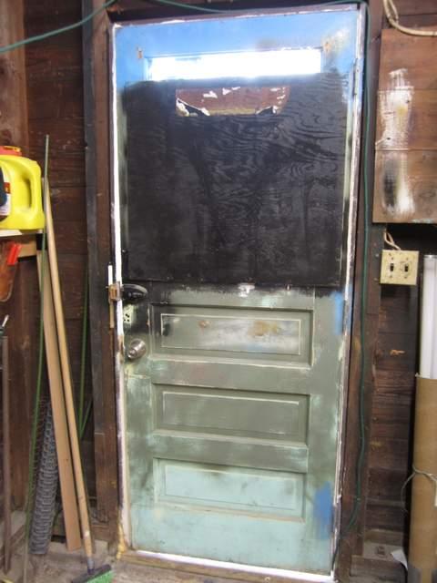 outside door makeover front door paint decor adventures. Black Bedroom Furniture Sets. Home Design Ideas