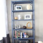 Tips for Using the HomeRight Finish Max Paint Sprayer + Bookshelves Makeover