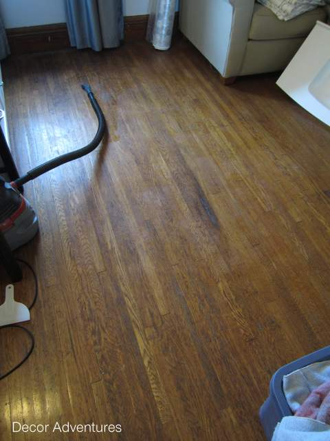 Old Wooden Floors