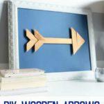 DIY Wooden Arrows