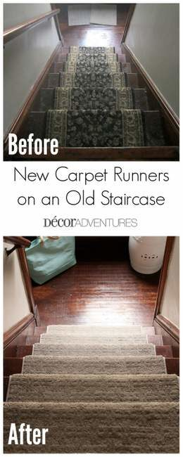 New Carpet Stair Runners