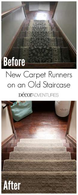 New Carpet Stair Runners