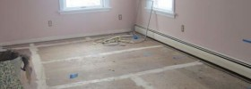 Show House Bedroom Before