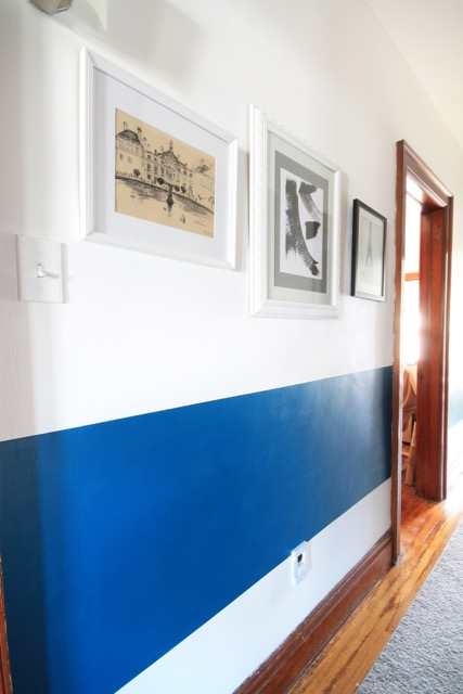 Hallway Painting Ideas hallway paint idea makeover in galapagos » decor adventures