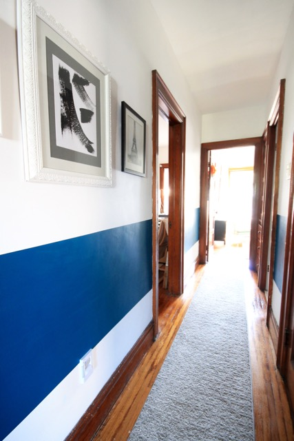 Paint Hallway hallway paint idea makeover in galapagos » decor adventures