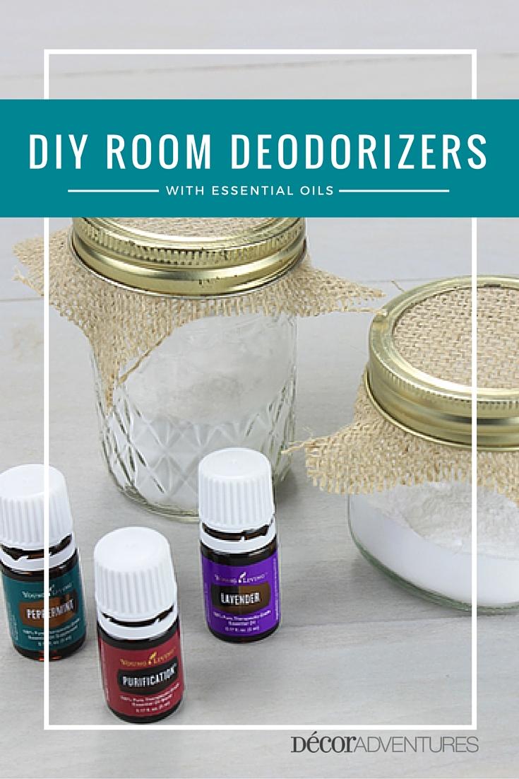 Make A Room Deodorizer Spray