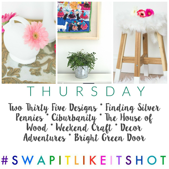 SWAP It Like Its Hot at Decor Adventures