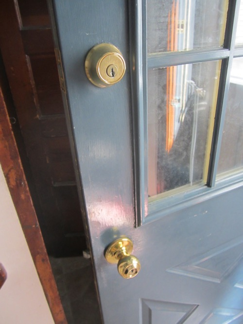 Why You Should Install A Keyless Deadbolt 187 Decor Adventures