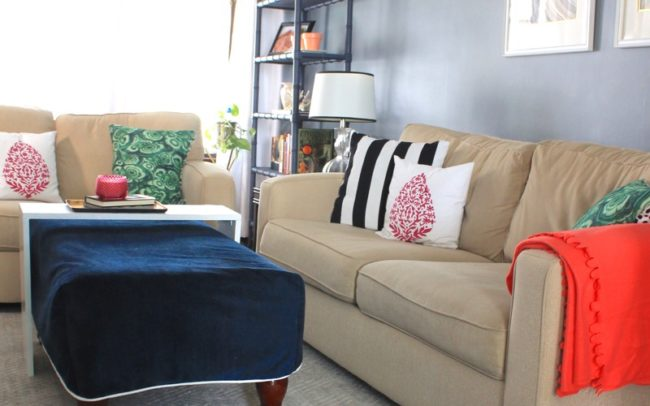 Old House Living Room Makeover