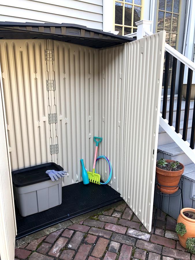 Comment organiser une petite arrière-cour
